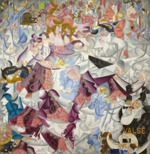 Gino_Severini,_1912,_Dynamic_Hieroglyphic_of_the_Bal_Tabarin,_oil_on_canvas_with_sequins,_161.6_x_156.2_cm_(63.6_x_61.5_in.),_Museum_of_Modern_Art,_New_York